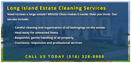 Whistle Clean Estate Cleaning