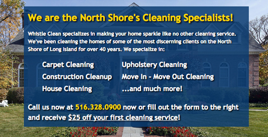 Long Island Home Cleaning Services